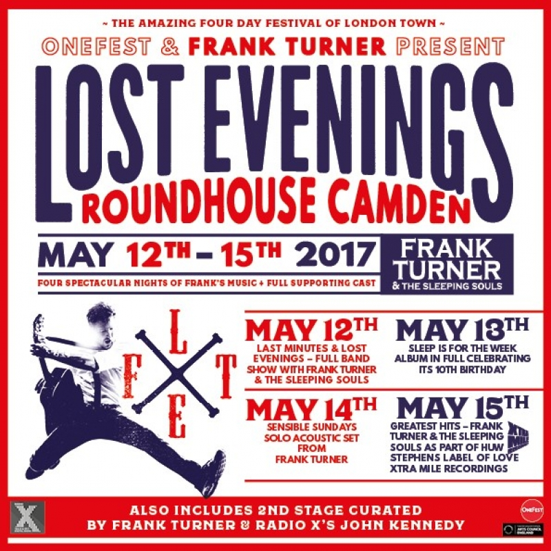 Image result for frank turner lost evenings